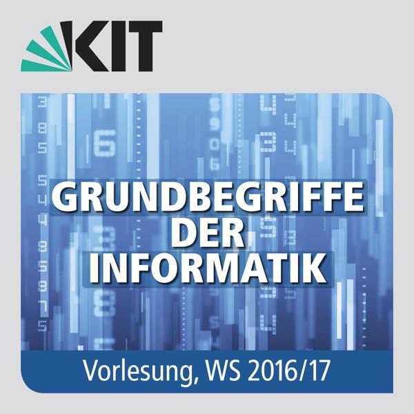 Grundbegriffe der Informatik, Vorlesung, WS16/17