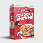 Jax Jones - You Don't Know Me (feat. RAYE) artwork