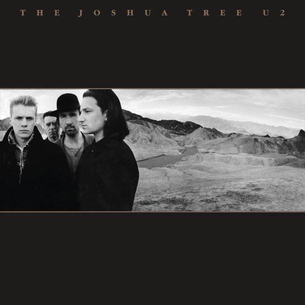 The Joshua Tree Remastered U2 CD cover