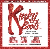 Kinky Boots (Original Broadway Cast Recording) - Original Broadway Cast Recording Cover Art