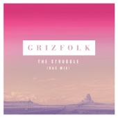 The Struggle (RAC Mix) - Single cover art