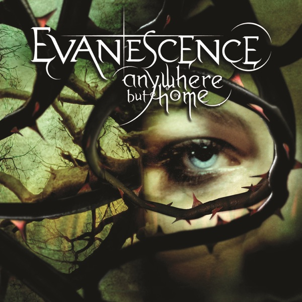 Anywhere But Home Live Evanescence CD cover