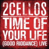 Time of Your Life (Good Riddance) (Live) - Single cover art