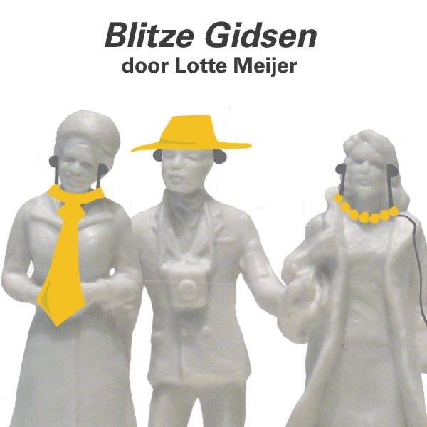 Blitze Gidsen: Audiotour voor het Gogh Museum
