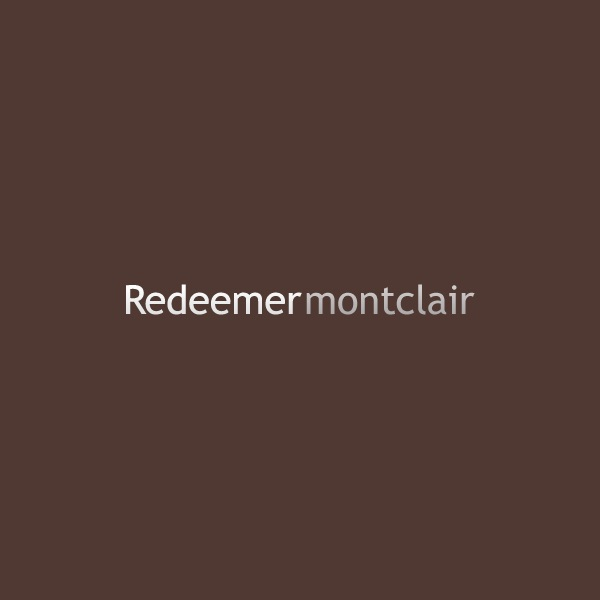 Redeemer Montclair Sermons