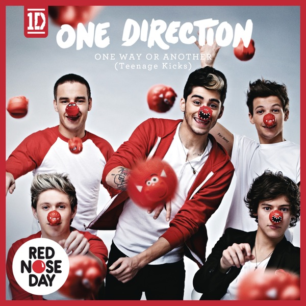 One Way or Another Album Cover by One Direction