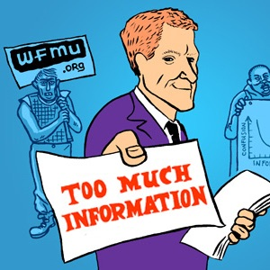 Too Much Information with Benjamen Walker | WFMU