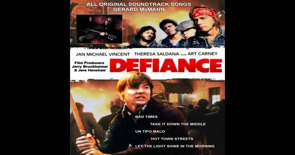 Defiance Movie Jan Michael Vincent