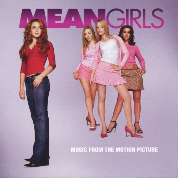 Mean Girls Original Motion Picture Soundtrack Various Artists CD cover