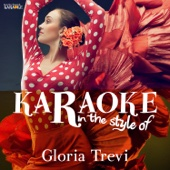 Karaoke (In the Style of Gloria Trevi)
