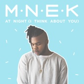 MNEK - At Night (I Think About You) artwork