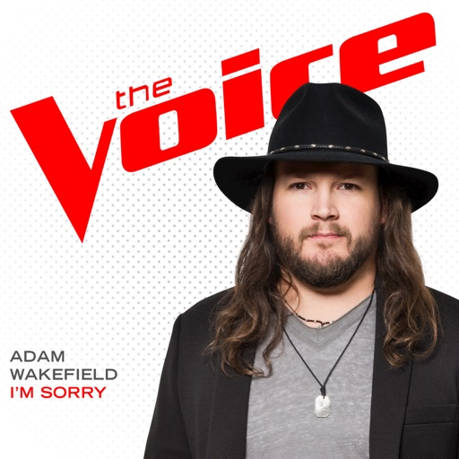 Adam Wakefield - I'm Sorry (The Voice Performance)