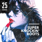 Cover to Super Knockin' Boots's Episode 25