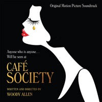 Café Society - Official Soundtrack