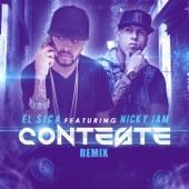Conteste (Remix) [feat. Nicky Jam] - Single
