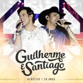 Guilherme e Santiago - Acústico 20 anos  arte