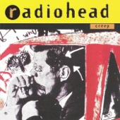 Radiohead - Creep artwork