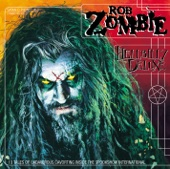 Hellbilly Deluxe - Rob Zombie Cover Art