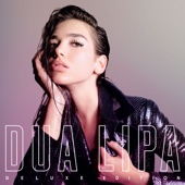 Dua Lipa - Blow Your Mind (Mwah) artwork