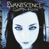 Fallen - Evanescence Cover Art