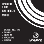Tune in Tokyo cover art