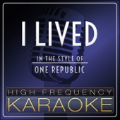 Download High Frequency Karaoke - I Lived (Instrumental Version)