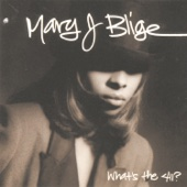 What's the 411? - Mary J. Blige Cover Art
