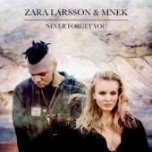 Zara Larsson & MNEK - Never Forget You artwork