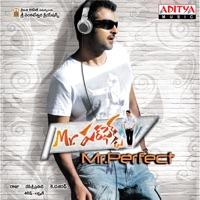 Mr. Perfect (Original Motion Picture Soundtrack) - Sagar & Megha