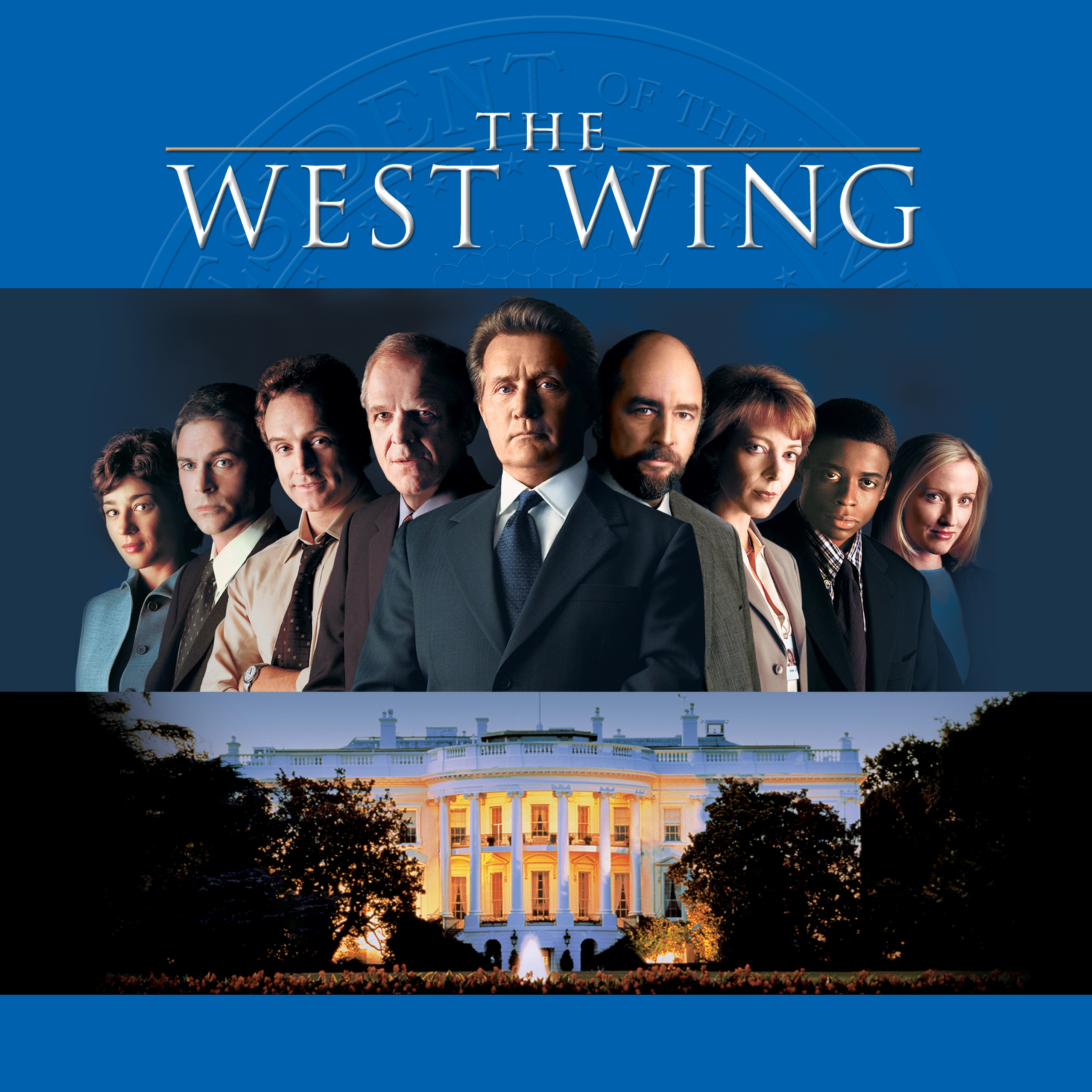the west wing season 1 on itunes. Black Bedroom Furniture Sets. Home Design Ideas