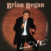 Cover to Brian Regan's Brian Regan Live