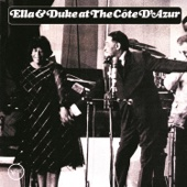 Ella & Duke at The Côte d'Azur (Live) cover art