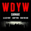 WDYW (feat. Lil Uzi Vert, A$AP Ferg & Rich The Kid) - Single, Carnage