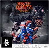 Bring the Madness (The Remixes) - EP cover art