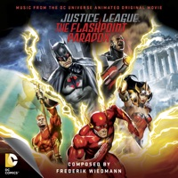 Justice League: The Flashpoint Paradox - Official Soundtrack