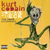 Kurt Cobain - Montage of Heck: The Home Recordings (Deluxe Soundtrack)  artwork