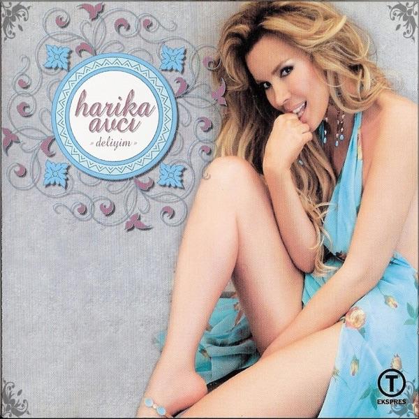 Deliyim - EP Harika Avcı CD cover