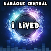 I Lived (Karaoke Version) [Originally Performed By OneRepublic]