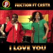 I Love You (feat. Casita) [Rebel Liberation Recordz Presents] - Single cover art
