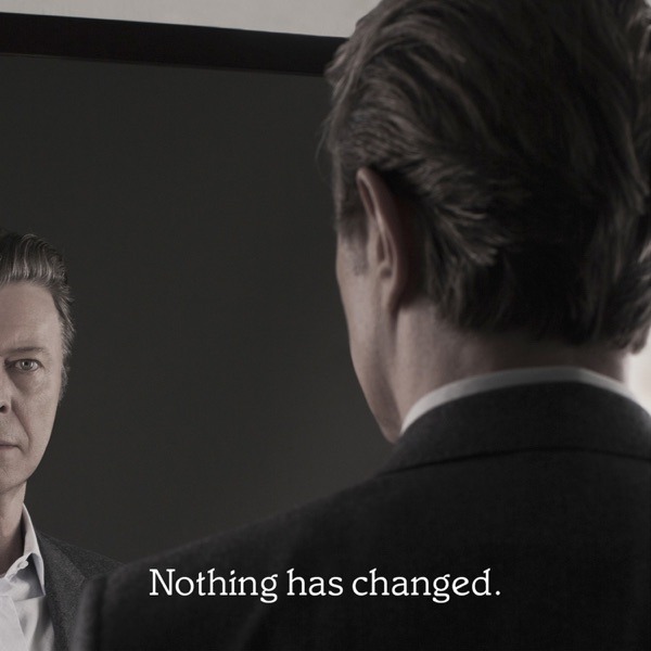 Nothing Has Changed Deluxe Edition David Bowie CD cover