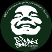 DJ Sneak - Back (Tuccillo Remix) artwork