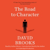 The Road to Character (Unabridged) - David Brooks Cover Art