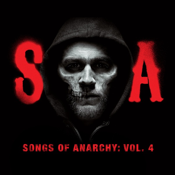 Songs of Anarchy Vol 4 Music from Sons of Anarchy Various Artists CD cover