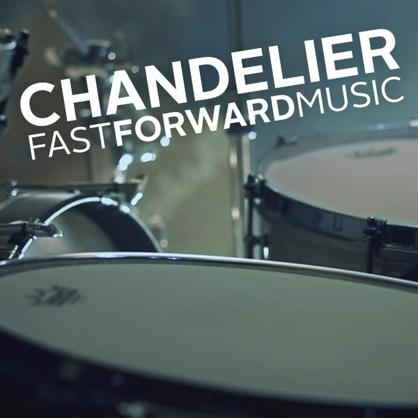 Chandelier Single Album Cover by Twenty One Two – Chandelier Single