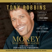 MONEY Master the Game: 7 Simple Steps to Financial Freedom - Tony Robbins Cover Art