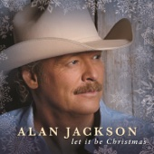Let It Be Christmas - Alan Jackson Cover Art
