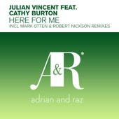 Here for Me (Mark Otten Re-Dub) [feat. Cathy Burton]