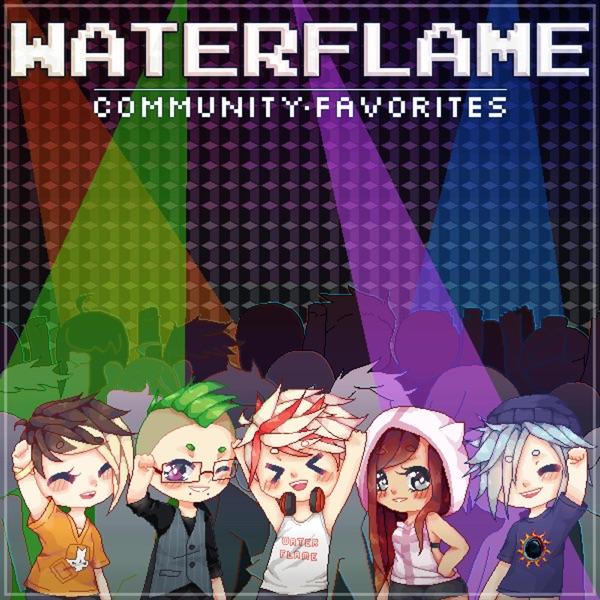 Waterflame Community Favorites Album Cover