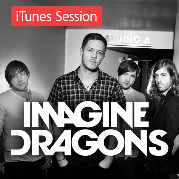 iTunes Session - EP Imagine Dragons CD cover