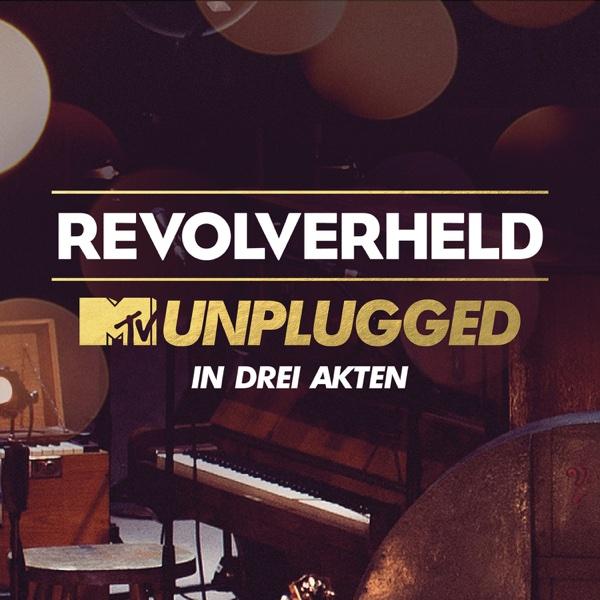 mtv unplugged in drei akten album cover by revolverheld. Black Bedroom Furniture Sets. Home Design Ideas